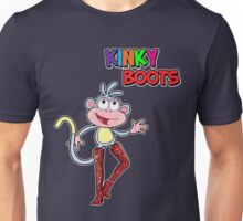 Kinky Boots starring Boots Unisex T-Shirt