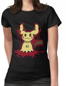 Mimikyu Pokémon Sol y Luna Womens Fitted T-Shirt
