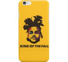 The Weeknd King Of The Fall iPhone Case/Skin