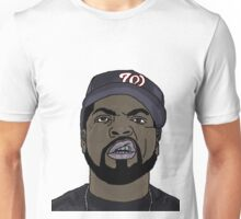 Ice Cube Cartoon Unisex T-Shirt