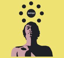 Destroyer - Thief Album Cover Baby Tee