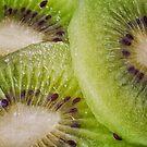 Kiwi Slices by Ellesscee