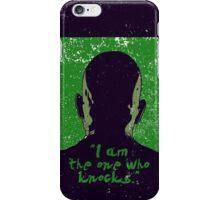 The Man In Black iPhone Case/Skin