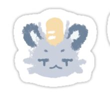 Pokemon Sun and moon kawaii sticker batch Sticker