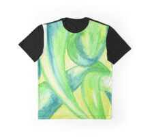 Green love Graphic T-Shirt
