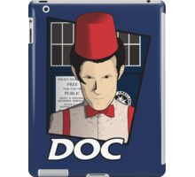 Doc Who?! iPad Case/Skin