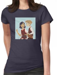 Padfoot n Moony Womens Fitted T-Shirt