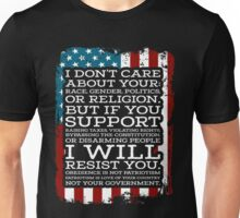 Get This Straight, Dont Tread On Me Unisex T-Shirt