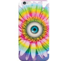 MYSTICAL ALL SEEING DAISY iPhone Case/Skin
