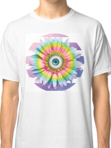 MYSTICAL ALL SEEING DAISY Classic T-Shirt