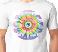 MYSTICAL ALL SEEING DAISY Unisex T-Shirt