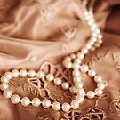 Pearls and Lace by Ellesscee