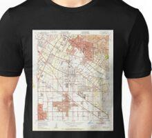USGS TOPO Map California CA Whittier 301362 1951 24000 geo Unisex T-Shirt