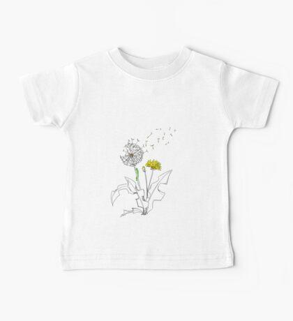 Dandelions 1 Baby Tee