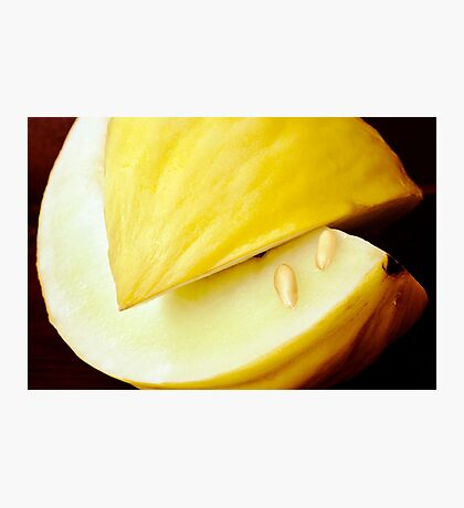 Honeydew Melon Photographic Print