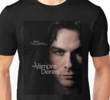 DAMON THE VAMPIRE DIARIES Unisex T-Shirt