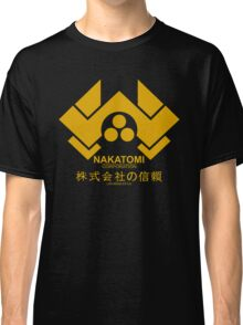 Nakatomi Corporation Classic T-Shirt