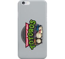 Turtle Neighbors iPhone Case/Skin