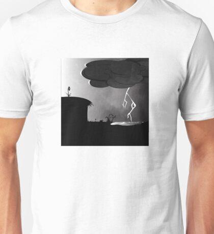 Rainy Frog  Unisex T-Shirt