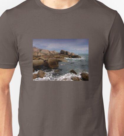 Océano opalino Unisex T-Shirt