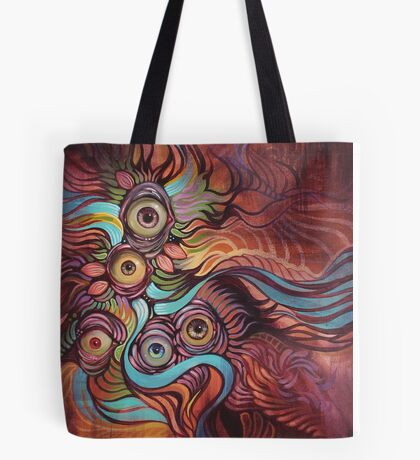 Eye'm Watching You! Tote Bag