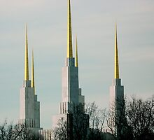 Triple Spires  ^ by ctheworld