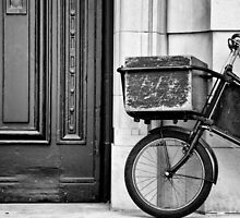 The Book Bike by Ellesscee