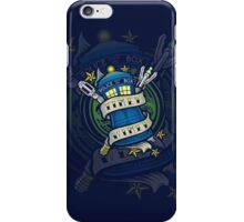Timey Wimey (iphone case2) iPhone Case/Skin