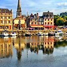 Honfleur, France by fauselr