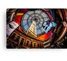 Coop's Shot Tower, Melbourne Central Shopping Centre - Melbourne Canvas Print