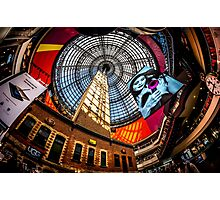 Coop's Shot Tower, Melbourne Central Shopping Centre - Melbourne Photographic Print