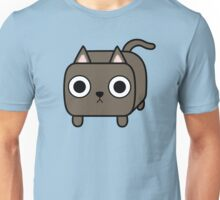 Cat Loaf - Chocolate Brown Kitty Unisex T-Shirt