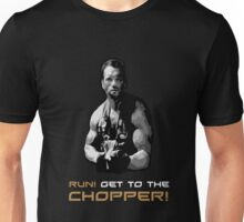 Predator - Design 3 - Chopper Unisex T-Shirt
