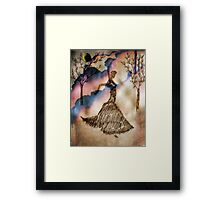 Dancer in the dark 2 Framed Print