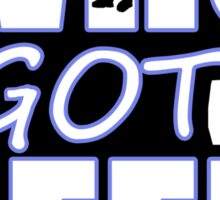Who Got Geek Sticker