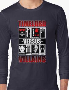 Time versus Villains T-Shirt