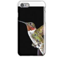 Flying By iPhone Case/Skin