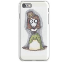 steampunk girl (esther) iPhone Case/Skin