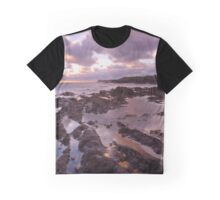 Anglesey Coastline Graphic T-Shirt
