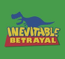 A Story of Inevitable Betrayal Kids Clothes