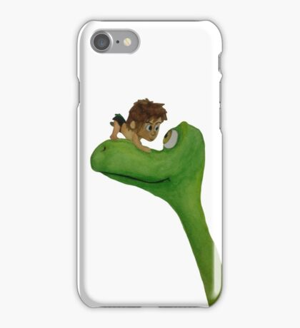 watercolour Arlo and Spot iPhone Case/Skin