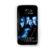 I Know What You Did Last Summer Samsung Galaxy Case/Skin