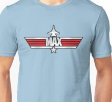 Custom Top Gun - Max Unisex T-Shirt