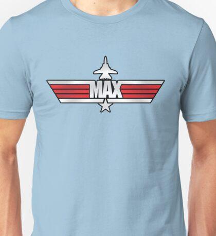 Custom Top Gun - Max Unisex T-Shirt