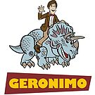 """Geronimo"" by Ameda Nowlin"