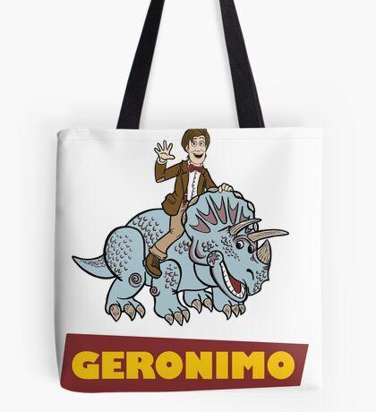 """""""Geronimo"""" Tote Bag"""