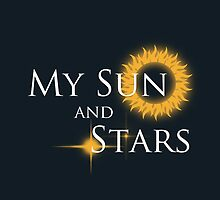 My Sun and Stars by fishbiscuit