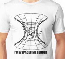 Spacetime bender [LIGHT] Unisex T-Shirt