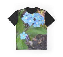 Myosotis Graphic T-Shirt