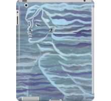 as if my breath had never been iPad Case/Skin